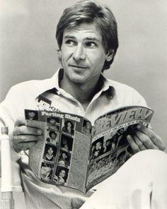 Harrison Ford (acteur américain né le 13 juillet 1942.)