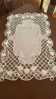 Lining - Her Crochet Lace Stencil, Romanian Lace, Point Lace, Needle Lace, Crochet Lace, Hand Embroidery, Tatting, Stencils, Diy And Crafts