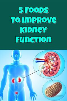 5 foods to improve kidney function Many foods can help us improve kidney function. Thanks to their depurative properties, these foods can help us avoid the formation of kidney stones. Daily Health Tips, Health And Fitness Tips, Health And Beauty Tips, Health Cleanse, Health Diet, Health Care, Food For Kidney Health, Foods Good For Kidneys, Healthy Kidneys