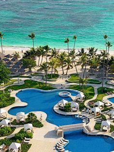 Iberostar Grand Bavaro Hotel ~ Santo Domingo, Dominican Republic
