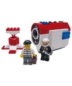 Lego Video Camera