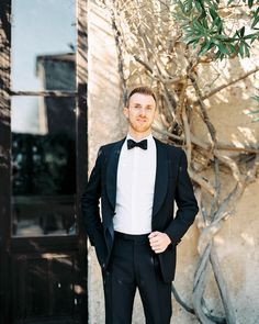 Everything about this styled shoot from Italy oozes sophistication and old world elegance. Wedding Shoot, Wedding Attire, Wedding Blog, Destination Wedding, Groom Attire, Italy Wedding, Groom Style, Bridal, Grooms