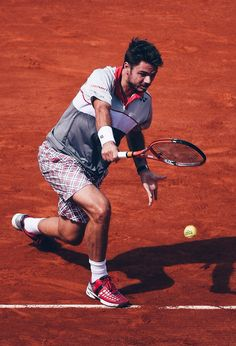 Stan Wawrinka / French Open 2015