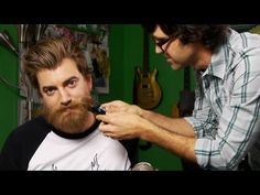 Killing Rhett's Beard This episode made me want to have a beard. I don't know why but I really wanted a beard on myself to stroke. It was so weird.