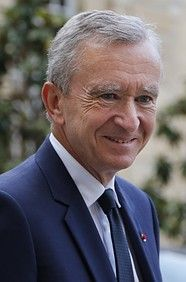 Bernard Arnault: My relationship to luxury goods is really very rational. It is the only area in which it is possible to make luxury profit margins.