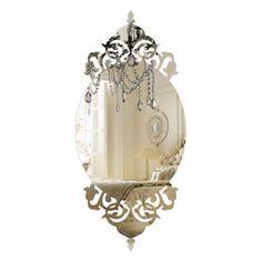 Štýlové nalepovacie zrkadlo do spálne Stylus, Chandelier, Ceiling Lights, Decor, Candelabra, Decoration, Style, Chandeliers, Decorating