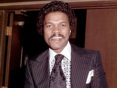 Happy Birthday Billy Dee Williams! 77 years of #smooth!
