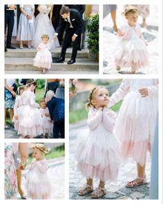 Blumenmädchen - Hochzeit in Bad Tölz - die kirchliche Trauung - Allerliebeanfang › allerliebeanfang