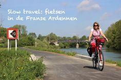 Josée fietste het nieuwste deel van de prachtige groene fietsroute langs de Maas, de Voie Verte Trans-Ardennes. Op dit vroegere jaagpad van 123 km lang kun je heerlijk fietsen tussen Givet, Charleville-Mézières en Remilly-Aillicourt.