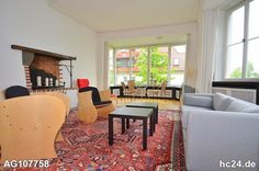 Hochwertig möblierte 4-Zimmer Wohnung in Stuttgart Nord mit Kamin - ideal für Kollegen - Bild 1