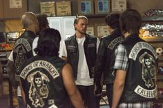 Sons of Anarchy - Episode 7.11 - Suits of Woe - Promotional Photos | Spoilers