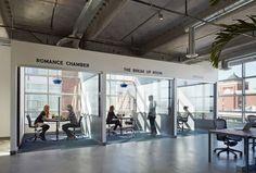 Confira alguns dos escritórios mais bacanas espalhados ao redor do mundo. Até quem é preguiçoso vai ficar com vontade de trabalhar.