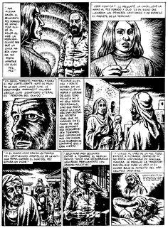 Mazzu Stardust: La Experiencia Religiosa de Philip K. Dick (por Robert Crumb) Comic Book Artists, Comic Artist, Artist Art, Robert Crumb, Philip K Dick, Fritz The Cat, Alternative Comics, Religious Experience, Apocalypse
