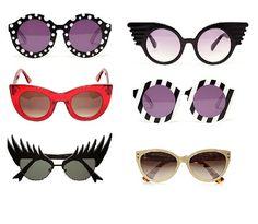 Top 10 eccentric designer sunglasses