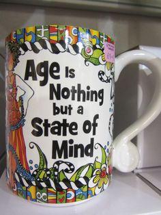 Age Mug £9.95
