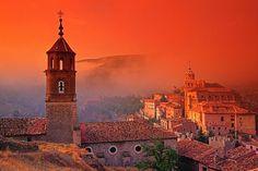 La catedral del Salvador de Albarracín es un templo cristiano situado en la localidad de Albarracín, provincia de Teruel (España).