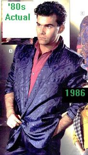 '80s Actual: 1980s Fashions... Suitable Trends For Today?