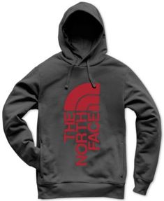 The North Face Men's Trivert Pullover Hoodie - Black XL Cool Hoodies, Grey Hoodie, Simple Outfits, Mens Sweatshirts, Swagg, Mens Fitness, Mens Suits, The North Face, Mens Fashion