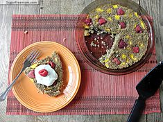 ★★★☆☆ Fruity Baked Quinoa: Gluten, Sugar & Dairy Free