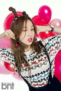 """Lee Sung Kyung for BNT International, February 2015 Issue "" Korean Star, Korean Girl, Asian Girl, Lee Sung Kyung, Ulzzang Fashion, Korean Fashion, Lee Joo Young, Weightlifting Fairy Kim Bok Joo, Joo Hyuk"