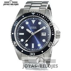⬆️😍✅ Guess W0610G1 😍⬆️✅ Colosal Modelo perteneciente a la Colección de RELOJES GUESS ➡️ PRECIO 97.9 € Lo puedes comprar en 😍 https://www.joyasyrelojesonline.es/producto/guess-reloj-de-cuarzo-man-rogue-w0610g1-44-0-mm/ 😍 ¡¡Corre que vuelan!! #Relojes #RelojesFestina #Festina