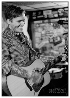 Brian Fallon from the Gaslight Anthem!