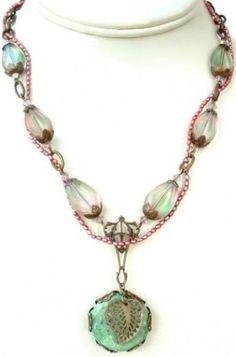 Divine Garden necklace