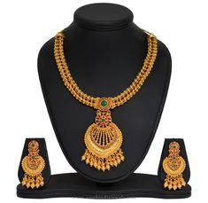 Gold Plated Short Necklace Designs, Gold Plated Short Necklace Models, Simple Short Necklace Designs.