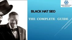 Black Hat SEO The Complete Guide Black Hat Seo, Get Started, Digital Marketing, Note, How To Make