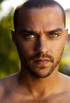 """Jesse Williams. He once played a role where he had no name and was only called the """"Hotness Monster"""". True Story."""