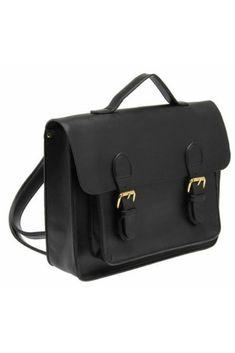 JK Fashion Black School Bag