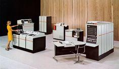 P20090827- Univac 9400 - 1969 | por Musée de l'Informatique