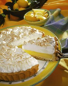 Lemon pie (receta super facil, y riquisima) Easy Desserts, Delicious Desserts, Dessert Recipes, Cakes And More, Yummy Cakes, Sweet Recipes, Food To Make, Cupcake Cakes, Sweet Tooth