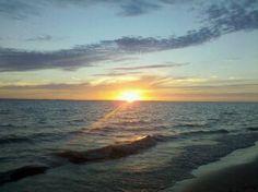 Sunset on Torch Lake, MI