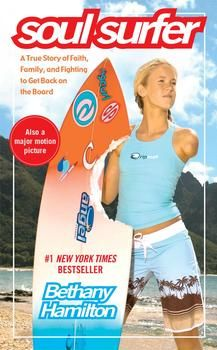 I'm reading Soul Surfer