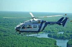 Virginia State Police helicopter