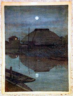 Kawase Hasui (1883-1957) > ???