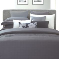 @Overstock - EverRouge Classic 8-piece Cotton Comforter Set - This simple yet elegant bedding set speaks volume without words.  The detailed workmanship and clean cut layout of this duvet set is truly a classic.   http://www.overstock.com/Bedding-Bath/EverRouge-Classic-8-piece-Cotton-Comforter-Set/8602790/product.html?CID=214117 $126.47