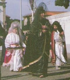 Procissão dos Passos - Real - Braga.