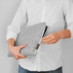 Fundas para portátil de fieltro hecha a mano #moda #hombre #modamasculina #bisuteríahombre #pulserashombre #DaWanda #fashion  #hechoamano #diseño #handmade #DIY