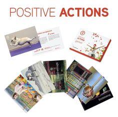 Evidence based positive actions cards/Cartes d'actions positives basées sur la science