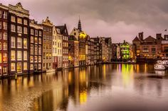 Amsterdam by Angel  Flores on 500px