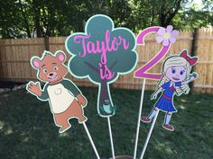 Personalized Goldie and Bear Inspired by RileyJInspired on Etsy