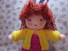 By Hook, By Hand  Free patterns for dolls, doll clothing  crochet/knitted/sewn