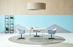 Mario Ruiz's Aire Collection for Schiavello | Australian Design Review  #Industrial #Design #Furniture #Interior #Office #Work