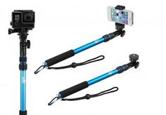 One of the best GoPro selfie stick which can be used for capturing sports activities is 'Alaska Life Selfie Stick'.