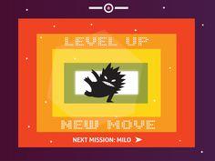 Level Up - Idea 2