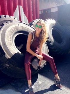 Martha Graeff + Around In Style + schutz shoes