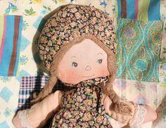 Vintage Holly Hobbie 16 Doll by retrokitsch on Etsy