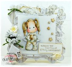 Craft Heaven Shop: Tilda with Holiday Sweater..